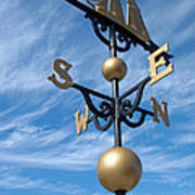 Largest Weathervane Art Print