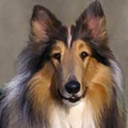 Lassie Come Home Art Print
