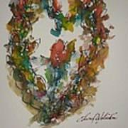 Lasting Heart My Love Art Print