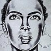 Lauren Hill Art Print