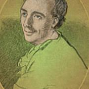 Laurence Eusden, English Poet Laureate Art Print