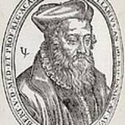Laurent Joubert, French Physician Art Print