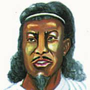 Le Negus Menelik II Art Print