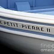 Le Petit Pierre II Art Print