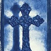 Lead Me To The Cross 3 Art Print