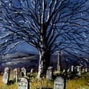 Left Alone Art Print by Jack Skinner