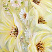 Lemon Chiffon Art Print