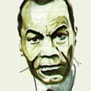 Leon Gontran Damas Art Print