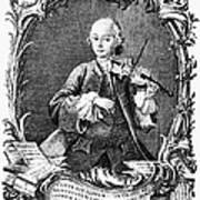 Leopold Mozart (1719-1787) Art Print