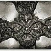 Let Mercy Reign 4 Art Print
