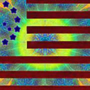 Let Your Freak Flag Fly Art Print