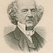 Lewis Tappan 1788-1873, Wealthy Print by Everett