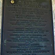 Liberty Engine Company Art Print