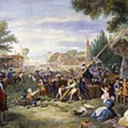 Liberty Pole, 1776 Art Print