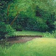 Light In August Art Print