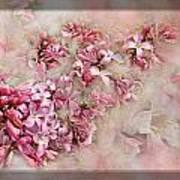 Lilacs And Wegia Art Print