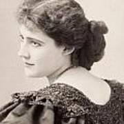Lily Hanbury (1874-1908) Art Print