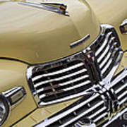Lincoln Grille Art Print
