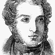 Lionel Nathan De Rothschild Art Print