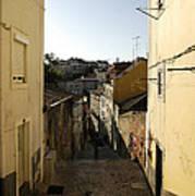 Lisbon Story Part3 Art Print