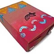 Little Big Horn Box Art Print