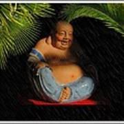 Little Buddha - 8 Art Print