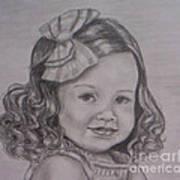 Little Priss Art Print