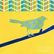 Little Song Bird Art Print