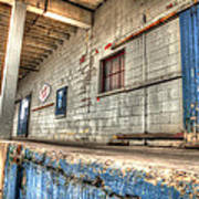 Loading Dock Art Print