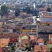 Locarno - Ticino Art Print