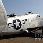 Lockheed Pv-2 Harpoon Military Aircraft . 7d15817 Art Print