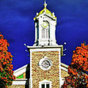 Logan Utah Lds Tabernacle Art Print