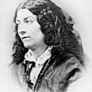 Lola Montez (1818-1861) Art Print