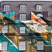 London Building Art Print