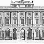 London: Royal Academy Art Print