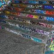 London Skatepark 4 Art Print