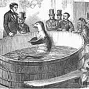 London: Talking Fish, 1859 Art Print