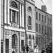 London: Watermans Hall Art Print