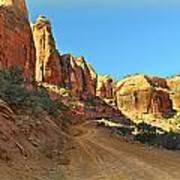 Long Canyon 1 Art Print