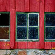 Look Throught Any Window Art Print