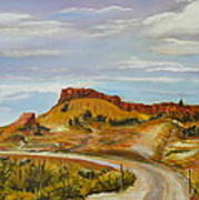 Looking For The Hoodoos Art Print