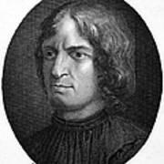 Lorenzo De Medici Art Print