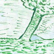 Lost Dams Art Print