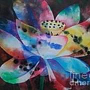 Lotus 3 Art Print