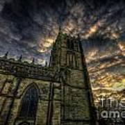 Loughborough Parish Church Art Print