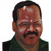 Louis Jackson Jesse Art Print