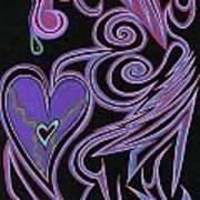 Love So Precious Art Print