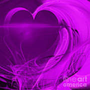 Love . Square . A120423.279 Art Print