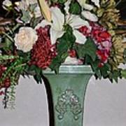 Lovely Floral Arrangement Art Print