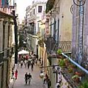 Lovely Havana Art Print